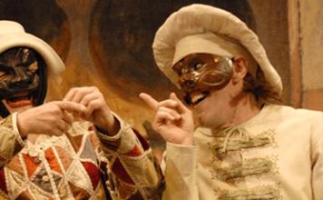 A play by Carlo Goldoni