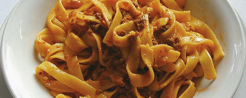 Authentic Italian Recipes Spaghetti Alla Bolognese Italia Mia
