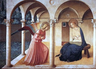 ANGELICO,_Fra_Annunciation_1437-46