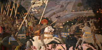 paolo uccello - san romano battle