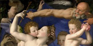 bronzino - allegory with venus an pupil
