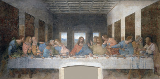 leonardo da vinci - last supper (ultima cena)