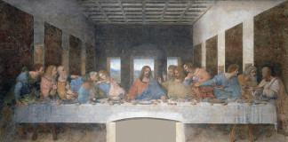 leonardo da vinci - last supper (ultima cena)