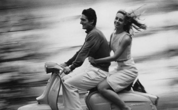 couple in Italy