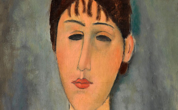 Amedeo Modigliani: Portrait of Mme Zborowska