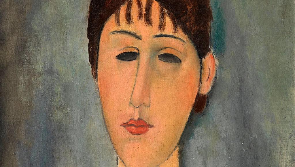 Amedeo Modigliani: Biography And Art Works Of Amedeo Modigliani