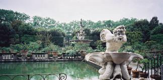 Firenze Boboli Neptune