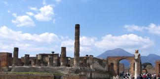 Forum in Pompeii