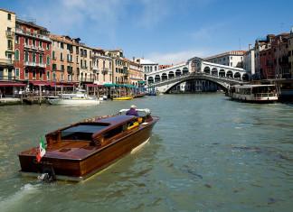 Rialto Bridge Grand Canal