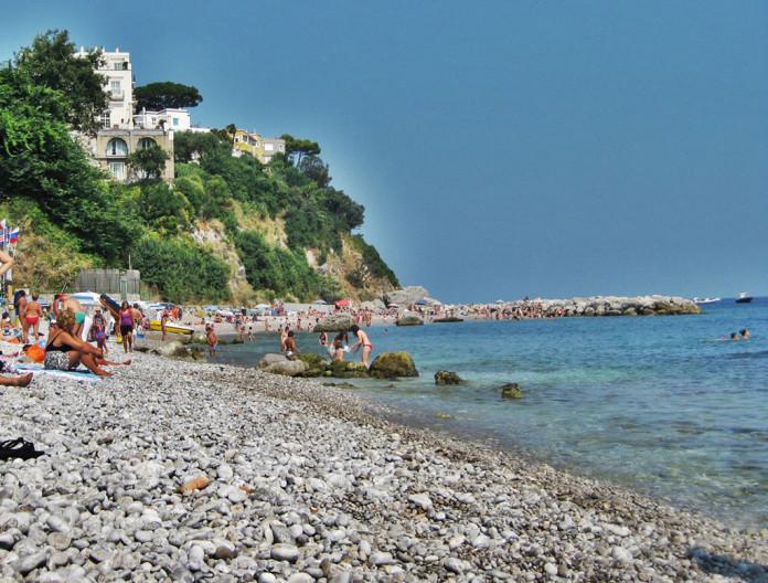 capri-beach