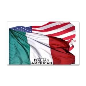italian_american_rectangle_sticker