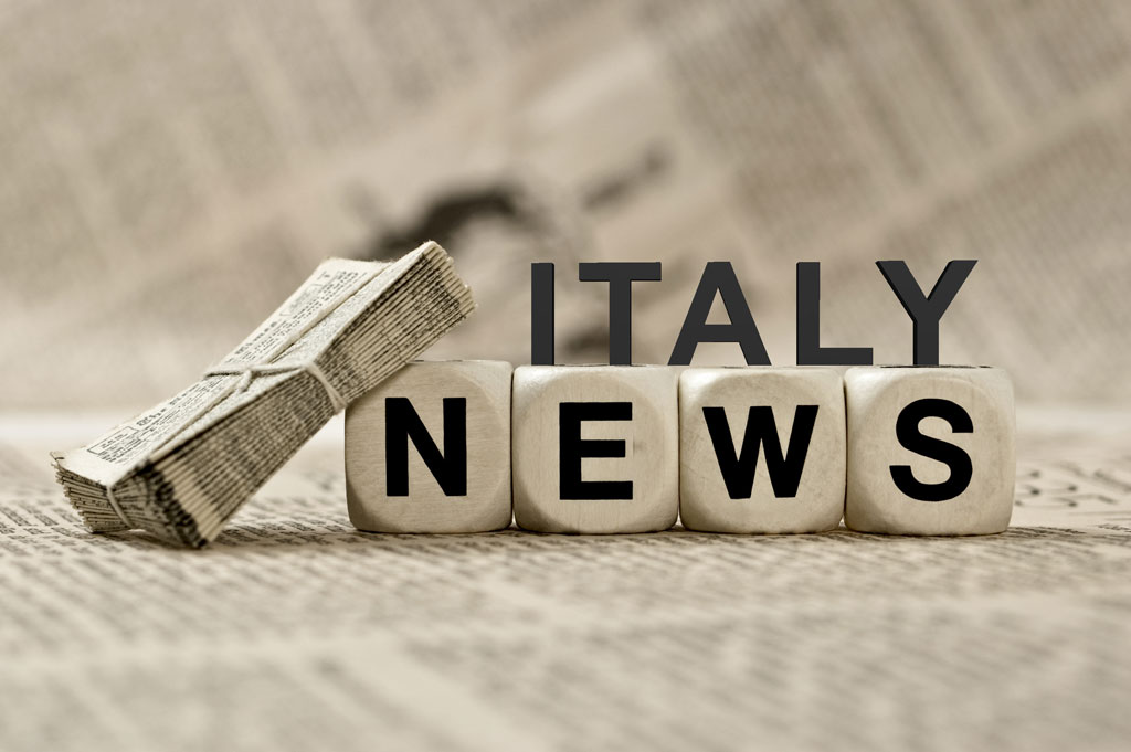 English In Italian: Italian News In English
