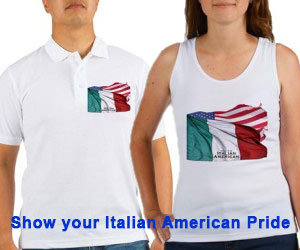 Proud to be Italian American