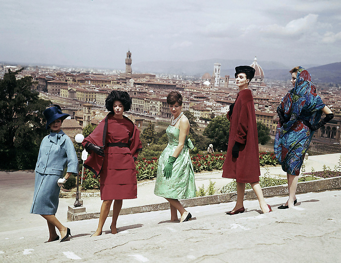 Fashion Designers From Milan Italy