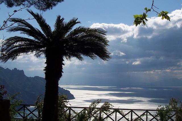 amalfi coast, italy, ravello