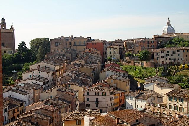 siena, italy, italian