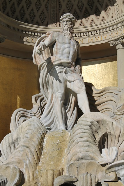 statue, roman, sculpture