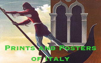 Prints and Posters of Italy