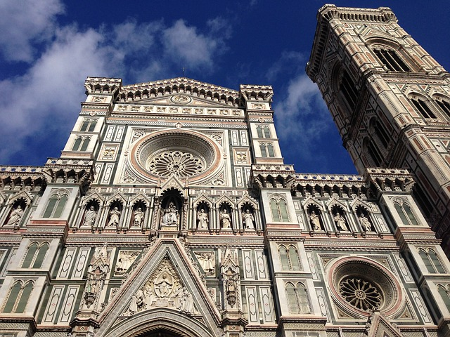 florence, cathedral, italy