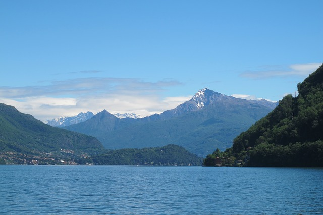lake como, italy, lake