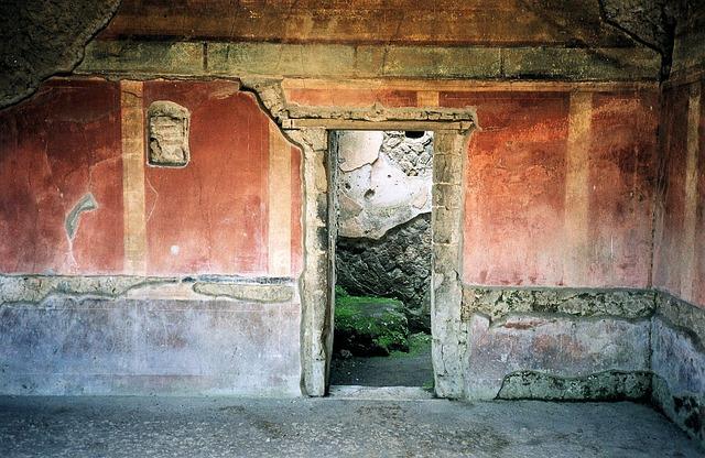 pompei, ruins, italy