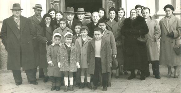 Italian civil vital records