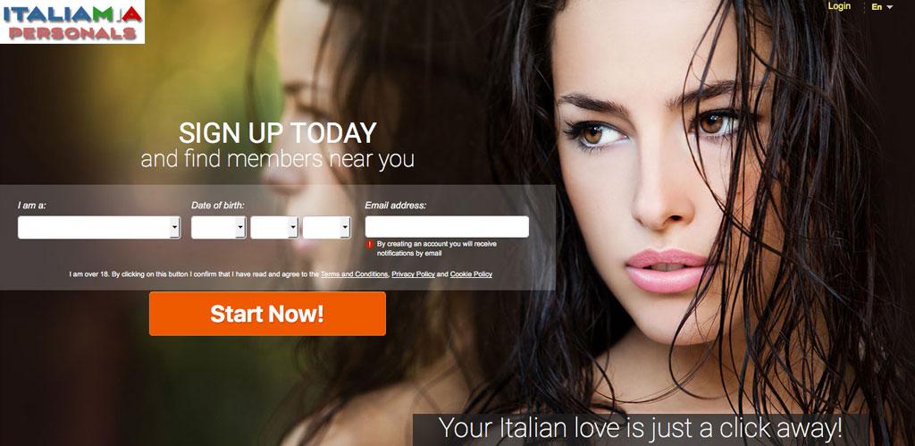 italia mia personals homepage