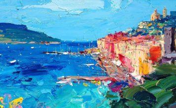 portovenere painting