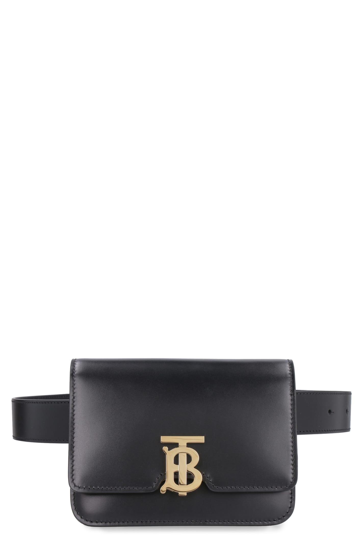 Burberry Tb Bag Leather Belt Bag