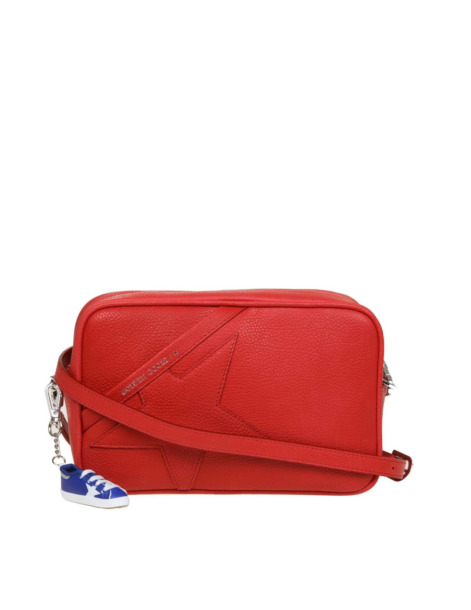 Golden Goose Star Bag Leather Shoulder Bag