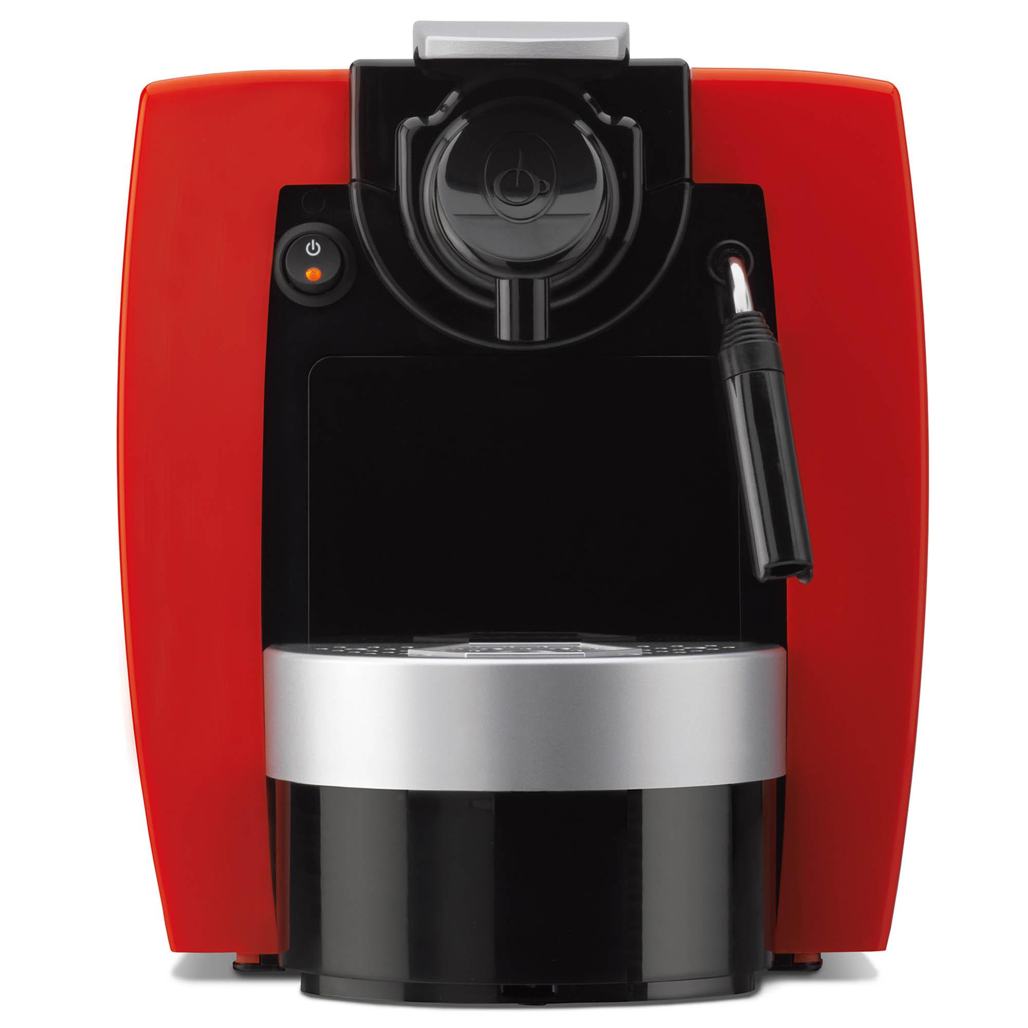 illy Mitaca POD1 Espresso Machine Red