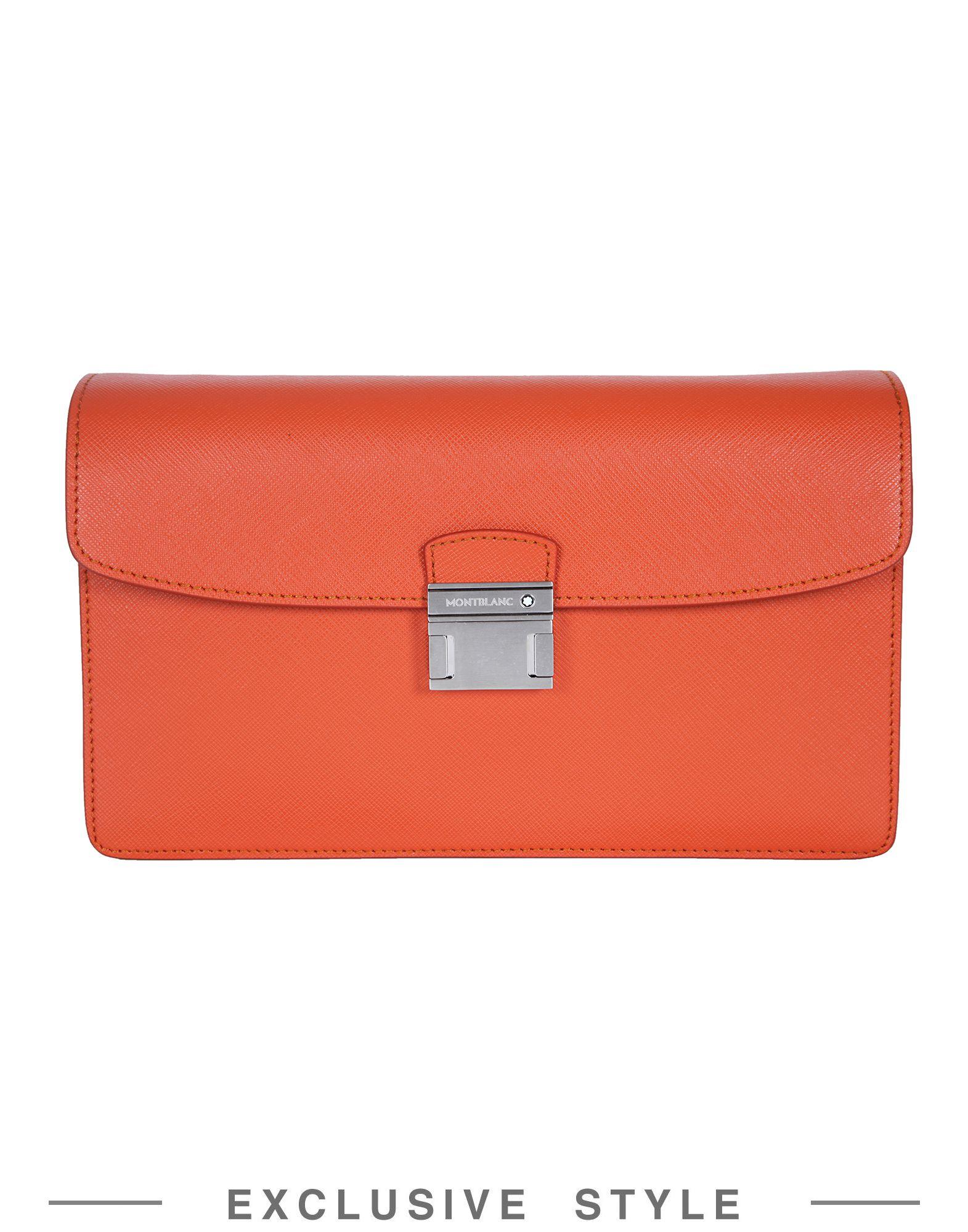 MONTBLANC x YOOX Work Bags