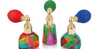 murano bottles